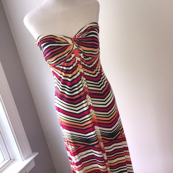 Envi Dresses & Skirts - Multi color Envi maxi dress NWOT